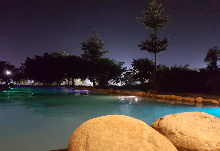 N House Tam Dao Golf and Resort, Tam Dao, Basen odkryty