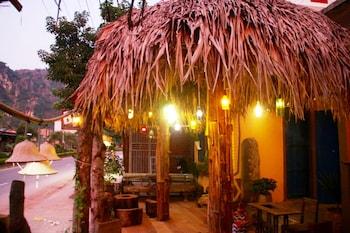 布澤峰牙市中心阮小屋飯店的相片