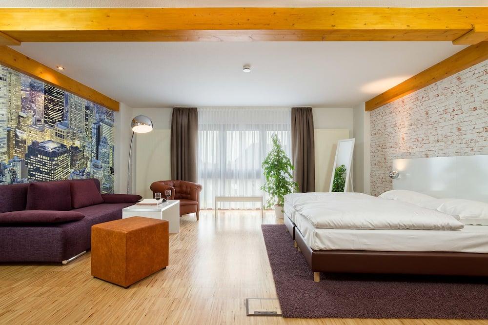 豪華雙人或雙床房 - 客房