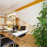 樓中樓客房, 2 間臥室, 小廚 - 客房內用餐