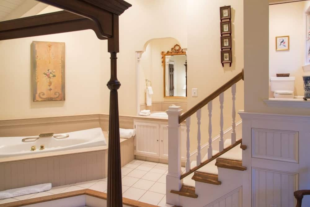Suite - eget badeværelse (The Thistle Suite) - Badeværelse