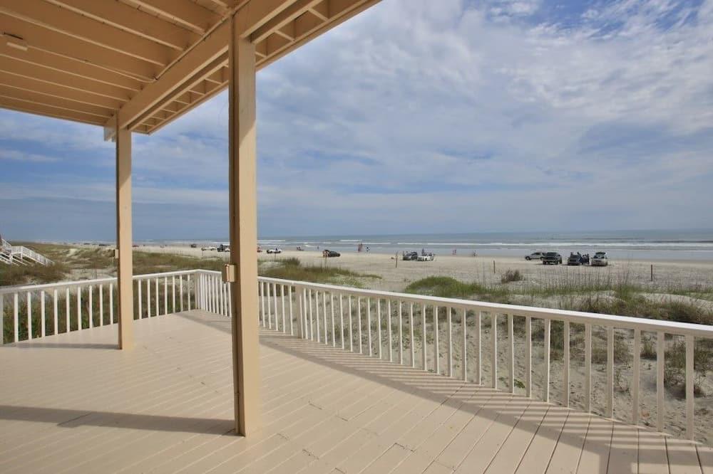 Hus - 4 soveværelser - Terrasse/patio