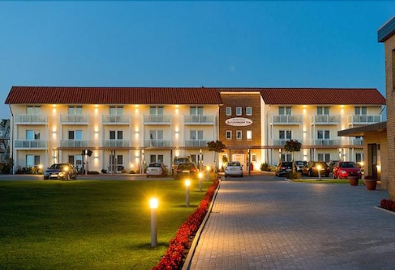 布特亞丁根圖爾舒適酒店, 諾登哈姆, 住宿範圍