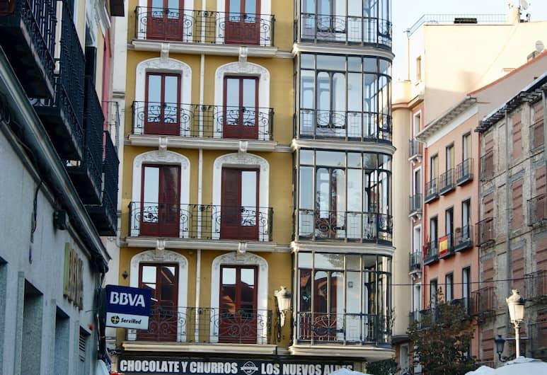 Oh Madrid Mayor Square, Madryt, Obiekty restauracyjne na zewnątrz