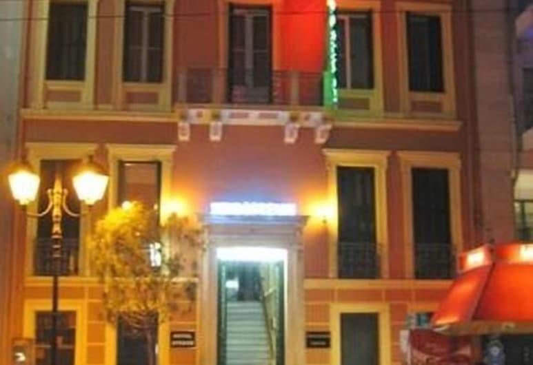 艾菲索斯酒店 - 青年旅舍, 雅典, 酒店正面