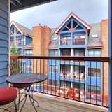 Kooperatīva tūristu mītne, trīs guļamistabas - Balkons