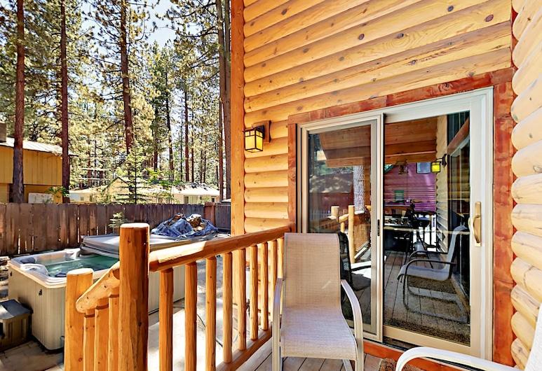 3522 Deer Ln Cabin - 4 Br cabin by RedAwning, Tasik Tahoe Utara, House, 4 Bedrooms, Balkoni