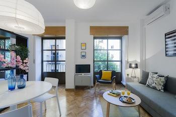 Picture of Dobo Rooms Huerta del Bayo in Madrid