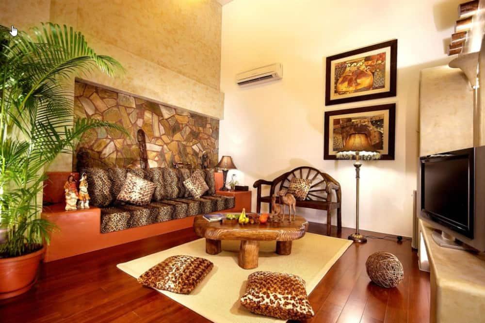 Villa Confort, 1 chambre - Salle de séjour