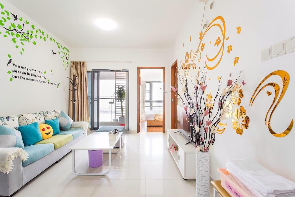 Basic-Apartment, 2Schlafzimmer - Wohnbereich