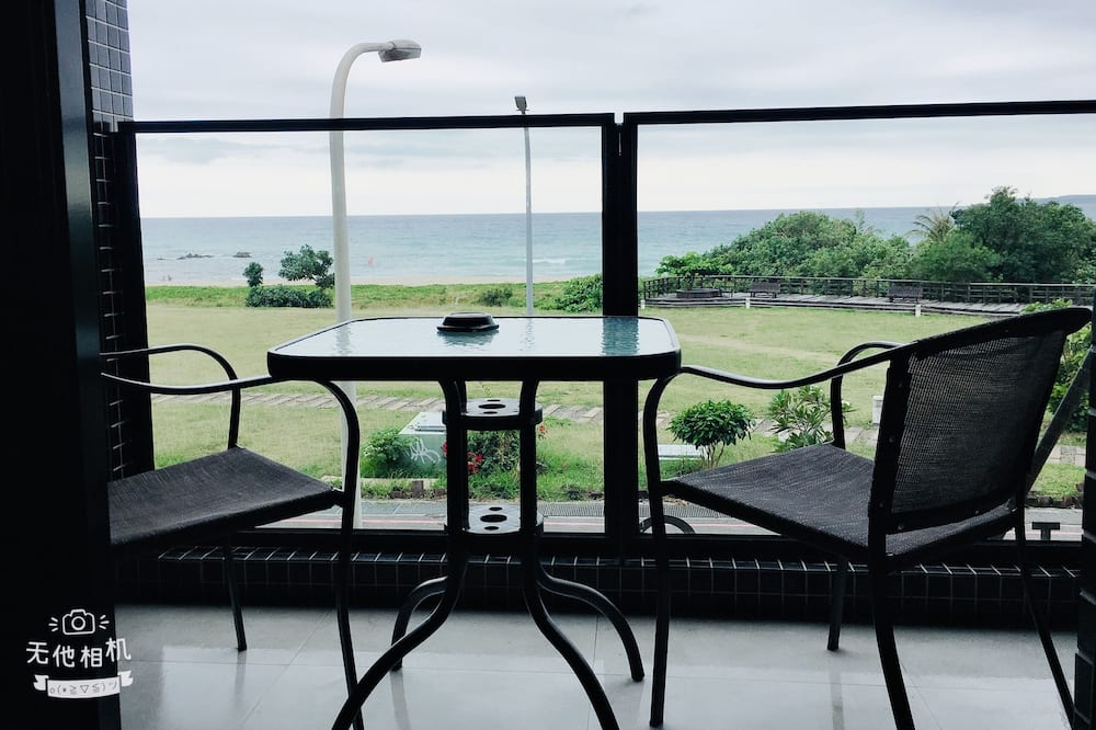 Standard Quadruple Room, Ocean View - Balcony