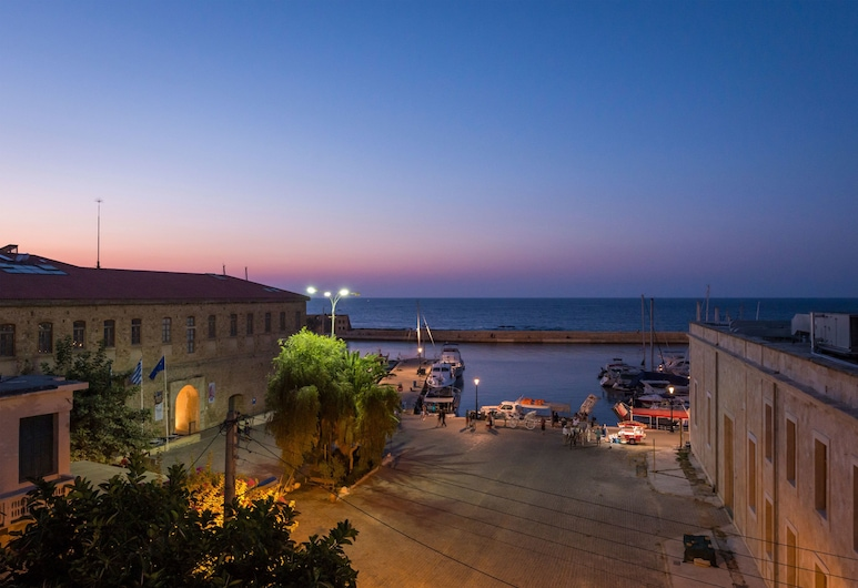 Madonna del Mare, Chania, View from Hotel