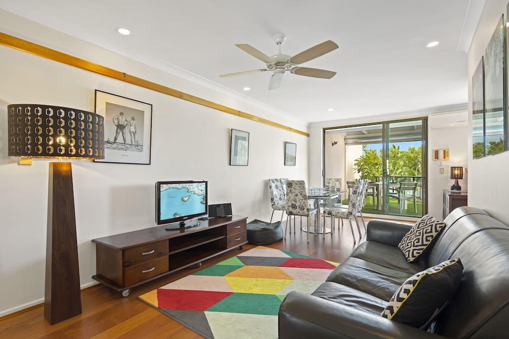 Апартаменти категорії «Superior», 2 спальні, кухня, з видом на океан - Житлова площа
