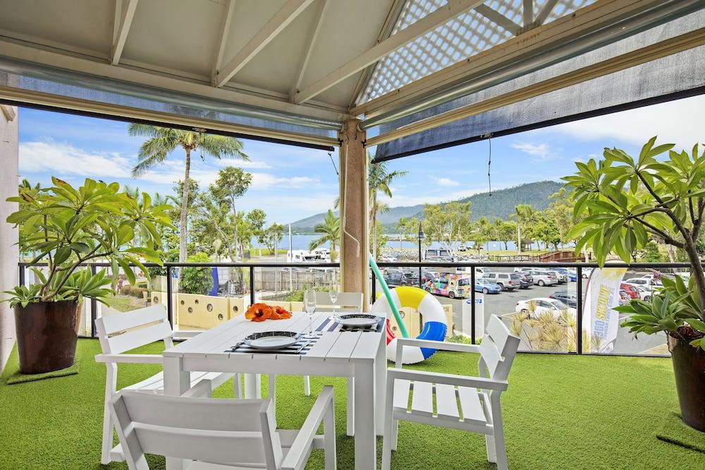 Апартаменти категорії «Superior», 2 спальні, кухня, з видом на океан - Балкон