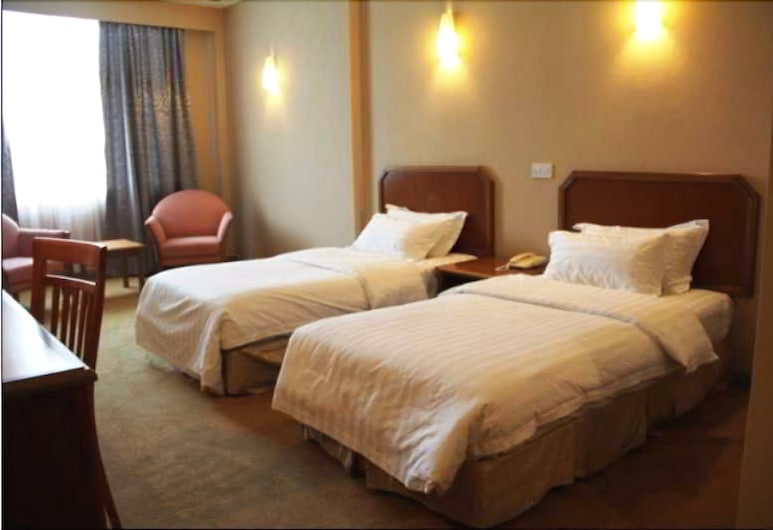 Park Garden Hotel, Jerudong, Guest Room