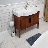 Double Room, Partial Ocean View - Bathroom