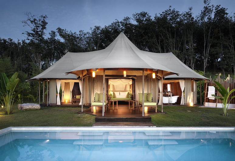 9 Hornbills Tented Camp - Adults Only, Ko Yao