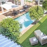 Quarto Duplo Standard - Vista para o Jardim