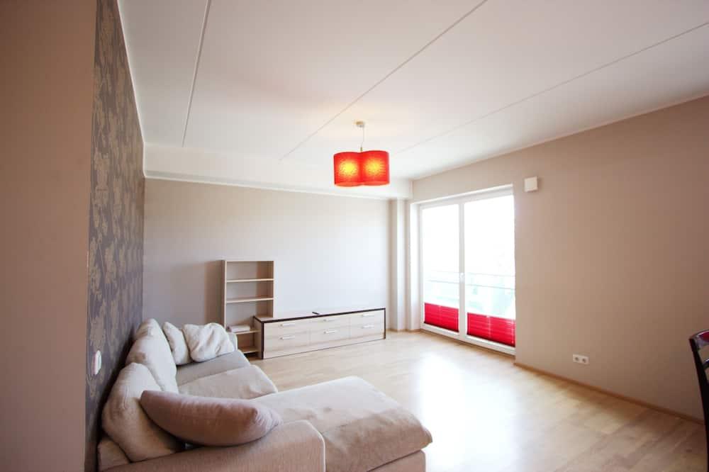 Apartmán typu Basic, 2 jednolôžka - Obývačka