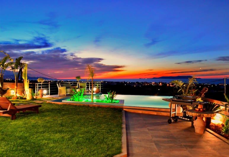 Luxury Holiday Villas Gouves, Γούβες, Θέα από το κατάλυμα