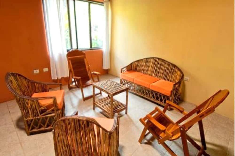 Bungalow rodzinny, 3 sypialnie, widok na ogród - Powierzchnia mieszkalna