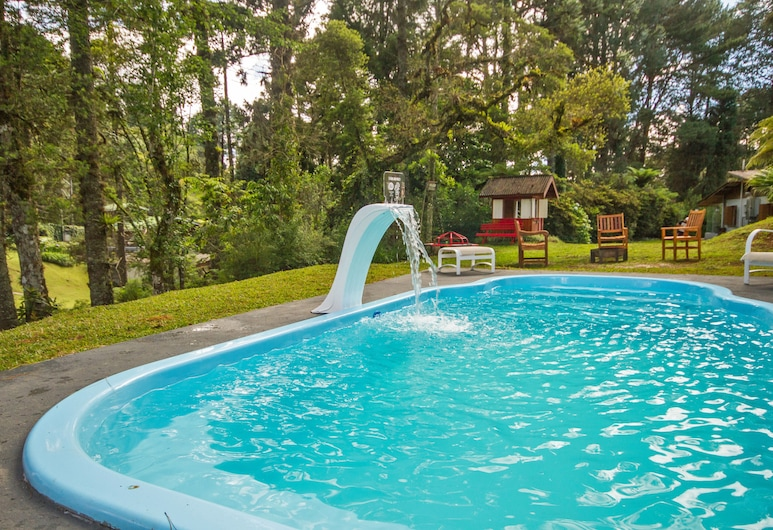 Villa Vintage Campos, Campos do Jordao, Outdoor Pool