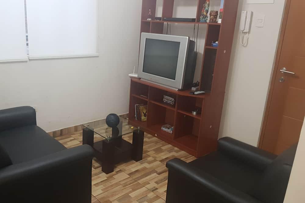 Apartament typu Classic, 2 sypialnie - Salon