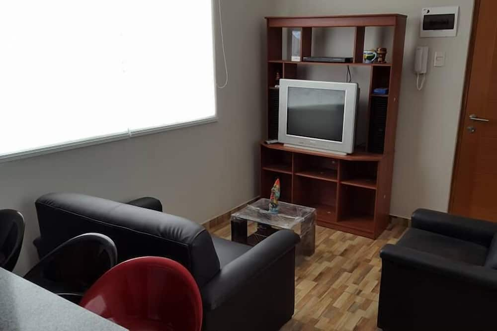 Apartament typu Classic, 1 sypialnia - Salon