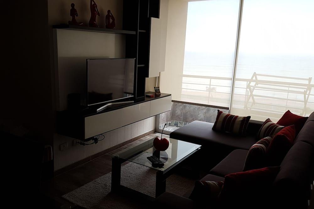 Appartement Classique, 2 chambres - Salle de séjour