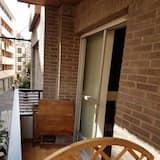 Kahden hengen huone, Jaettu kylpyhuone (balcony) - Parveke