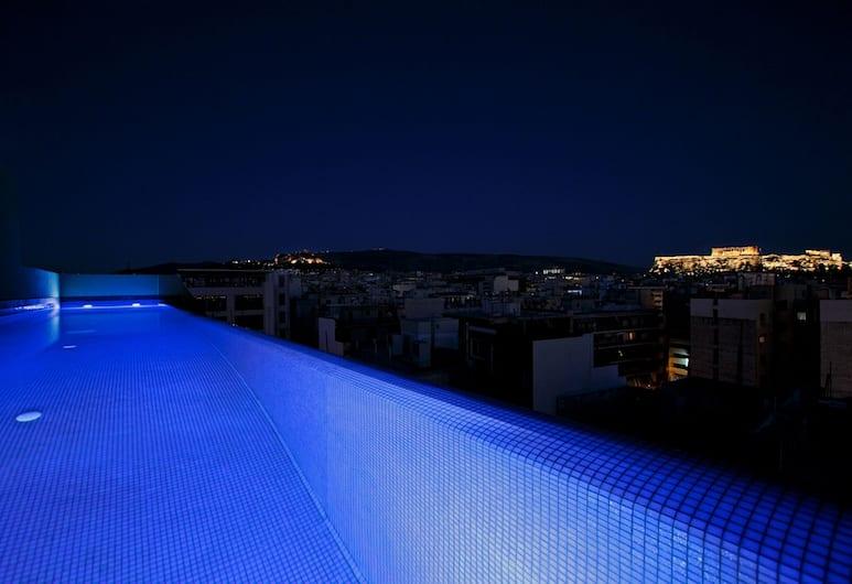 Athens Mosaico Suites & Apartments, Athens, Πισίνα στην ταράτσα