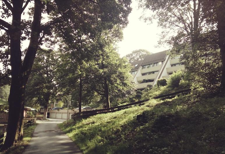 Apartment Harzgrün, Landkreis Goslar, Property Grounds