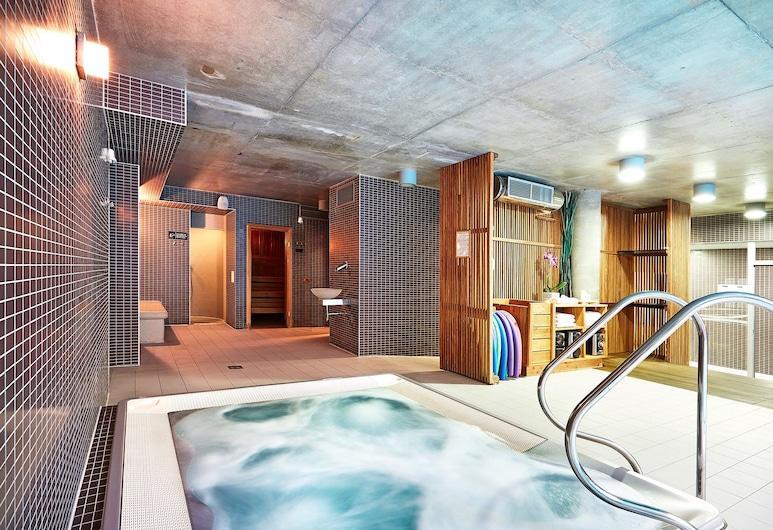 VacationClub - Sand Hotel Apartments, Kolobrzeg, Innen-Whirlpool