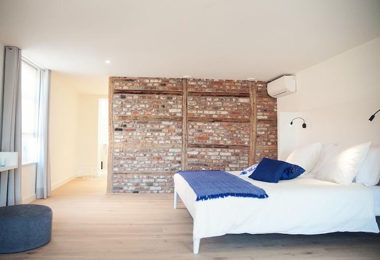 Maison Village, Noorbeek, Doppelzimmer (L'école), Zimmer