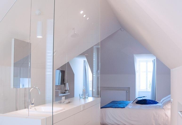 Maison Village, Noorbeek, Habitación doble (Hotel de ville), Habitación