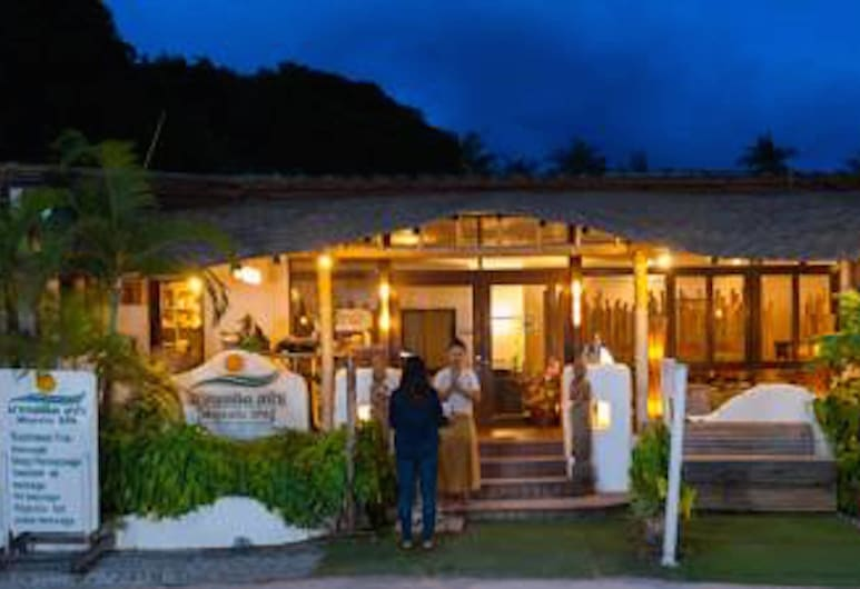 Majestic Sea View Resort, Ko Tao, Rezeption