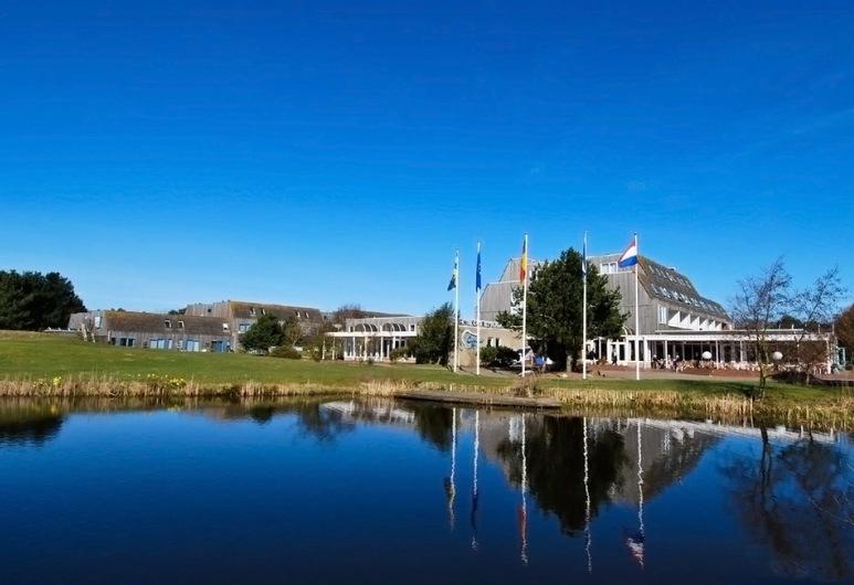 Ameland Rentals - resort Amelander Kaap, Hollum, Overnatningsstedets facade