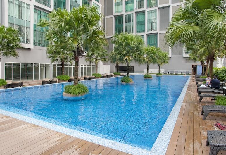 Soho Suites KLCC by leala, Kuala Lumpur, Pool