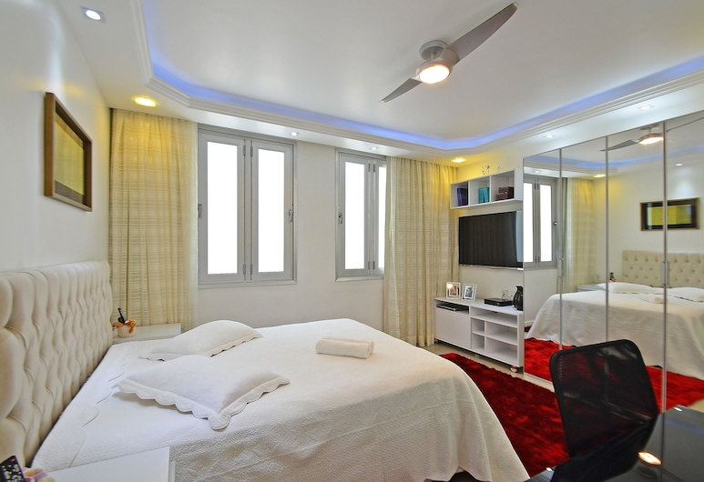 LineRio Copacabana Residence #202, Rio de Janeiro, Apartmán, 2 spálne, Izba