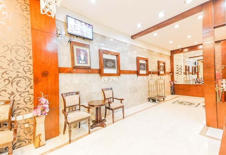 Star Emirates Furnished Apartment, Salalah, Hall