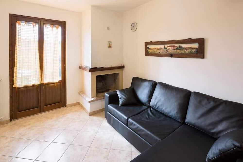Apartamentai, 2 miegamieji (Ovaiola) - Svetainės zona