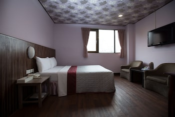 Nowe Tajpej — zdjęcie hotelu Sofu Hotel