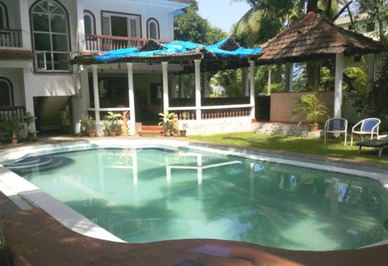 Ritchita Resort, Calangute, Außenpool