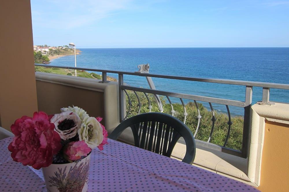 Apartmán, 2 spálne - Výhľad na pláž/oceán