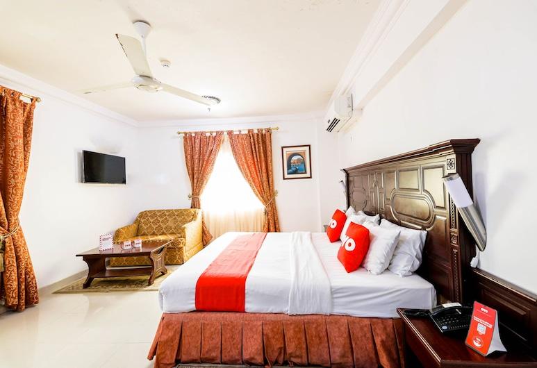 OYO 125 Manam Sohar Hotel Apartments, Sohar, Phòng đôi Deluxe, Phòng