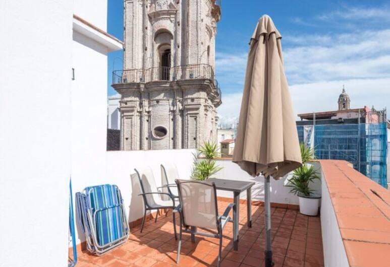 Letmalaga San Juan, Málaga, Duplex, 1 Bedroom, Terrace (Epoca), Terrace/Patio