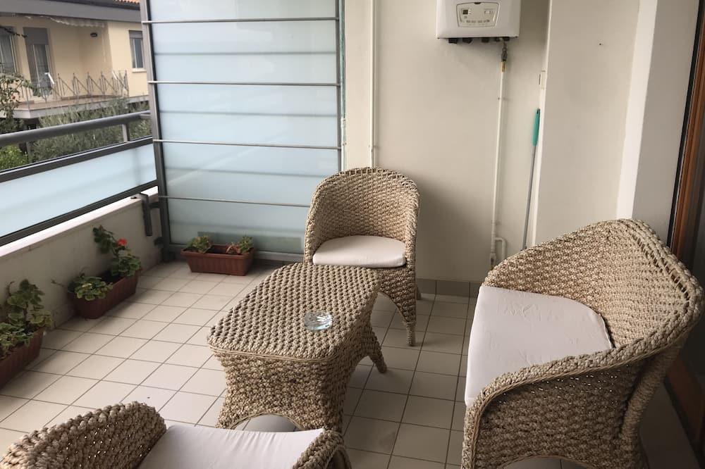 Suite familiar, 2 habitaciones - Terraza o patio