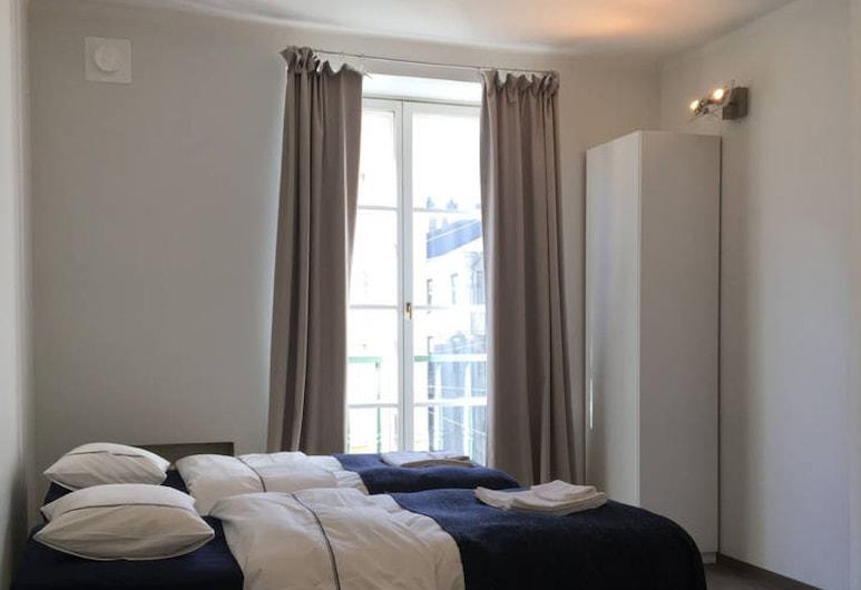 Helsinki Residence, Helsingi, Executive külaliskorter, 4 magamistoaga (Fredrikinkatu), Tuba
