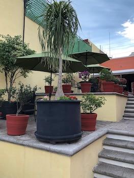 Selline näeb välja HOTEL ANTIGUA POSADA, Cuernavaca