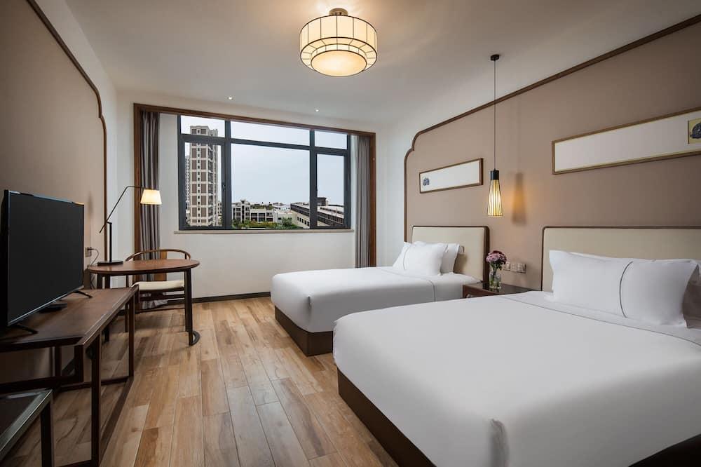 Deluxe Room, 2 Twin Beds, Smoking - Guest Room